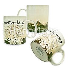 ▓#▓ Starbucks City Mug Icon SWITZERLAND * V1 * free shipping for karla  ▓#▓