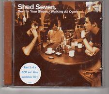 (HI885) Shed Seven, Devil In Your Shoes (Walking All Over) - 1998 CD
