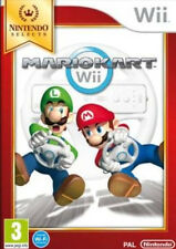 Nintendo Selects Mario Kart Wii Game Only With 16 Exciting Tracks and Bikes