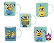 MINIONS MOVIE BOB STUART KEVIN CHILDRENS CERAMIC MUG COFFEE TEA CUP