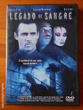 DVD LEGADO DE SANGRE - ADRIAN PAUL, BOKEEM WOODBINE - COMO NUEVA (U3)
