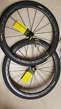 Mavic cosmic pro carbon exalith road racing bike bicycle wheelset 700C new