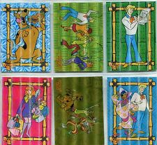 Scooby Doo The Movie Complete Lenticular Chase Card Set L1-6