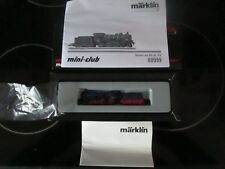 Marklin spur z scale/gauge Grand ducal Steam Locomotive & Tender. New.