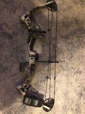 Compound Bow: Razor Edge, Camo, Right Handed, Basic Setup, and 55 lb pull