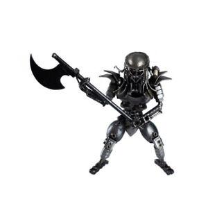 Scrap Metal Art Steel Predator with Axe Figurine Sculpture Ornament