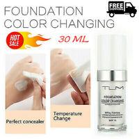TLM Magic Flawless Color Changing Foundation Makeup Change Skin Tone Concealer