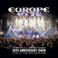 Europe - The Final Countdown 30th Anniversary Show - Live At T (NEW 2CD+BLU-RAY)