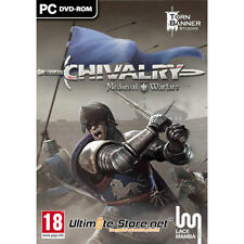 Chivalry Medieval Warfare PC Neuf sous Blister