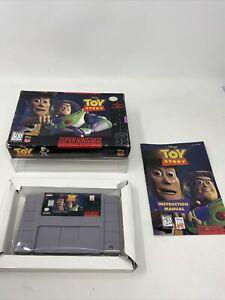 TOY STORY 1995 Authentic Super Nintendo SNES