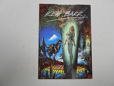 1994 The Beast Within: Ken Barr AUTOGRAPH SIGNED card! NM/MN limited RARE!