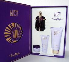 Coffret TM Thierry Mugler Alien 30ml EDP Ressourçable - coffret à 4 pièces  NEUF
