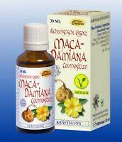 Maca-Damiana Compositum - Alchemistische Essenz für Körper, Geist und Seele