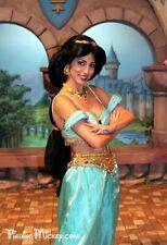 Princess jasmine wig new  with tags 100 % humain hair