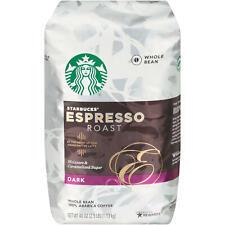 Starbucks Whole Bean Coffee, Espresso Roast Dark (40 oz.) NEW