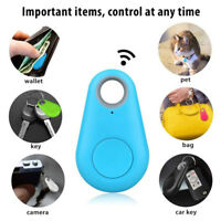 Smart Finder Mini Locator Anti-Lost Bluetooth Tracer for Pet Dog Keys Child Kids