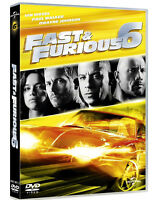 FAST AND FURIOUS 6 (DVD) con Vin Diesel, Paul Walker, Dwayne Johnson