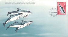 Set 2 Maxicard Cousteau Falkland Is (Malvinas) 1980 Killer Whale Porpoise sea
