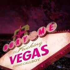 "Eskimo Callboy ""Bury Me In Vegas"" Digipak CD - NEW!"