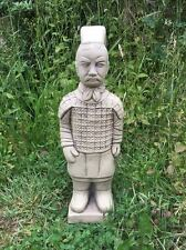 Terracotta Warrior Statue Garden Ornaments -  Latex and Fibreglass Mould/Mold