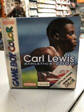 Carl Lewis Athletics 2000 Ita Game Boy Color USATO GARANTITO