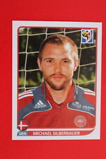 Panini SOUTH AFRICA 2010 362 DANMARK SILBERBAUER TOPMINT!!
