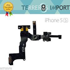 Flex Camara Frontal Microfono Superior Sensor Luz y Proximidad iPhone 5S