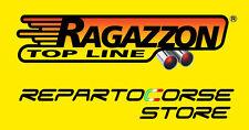 RAGAZZON SCARICO SDOPPIATO TERMINALI ROTONDI 2x90mm AUDI A6 2.0TDi 130kW 11►14