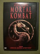 (LOT OF 2) MORTAL KOMBAT DVD & DOOM-UNRATED EXTENDED EDITION DVD