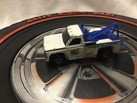 Hot Wheels Redline Larry's 24 Hour Tow Truck w/out Phone Number HK 1974 Nice
