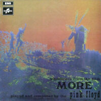 PINK FLOYD ~ More ~ 1970 UK third issue of the 1969 13-track stereo vinyl LP