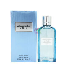 Abercrombie & Fitch First Instinct Blue Edp 50ml Perfume Women Spray Boxed New