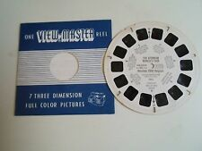1958 Vintage Sawyers Viewmaster Reel 1994 THE ATOMIUM WORLDS FAIR BRUSSELS 1958