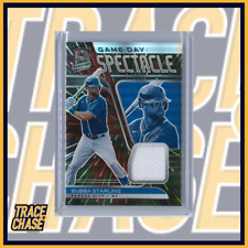 2021 Panini Spectra Bubba Starling Game Day Spectacle Jerseys Hyper #/75