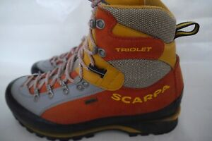 Scarpa Triolet Schuhe Bergschuhe Gr.41 -kaum getragen-