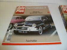 FASCICULE AUTO PLUS SIMCA ARONDE 1955 N 11
