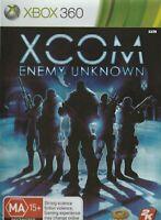 Xbox 360 Game - Xcom - Enemy Unknown