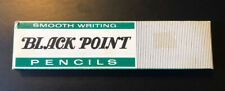 Faber - Castell Corp. Black Point Smooth Writing #2 Pencils Made In U.S.A (12)