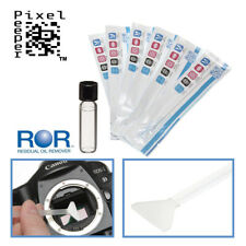 Pixel Peeper Pro Sensor Cleaning Kit for Full Frame Cameras. 6 x Swabs + Fluid.