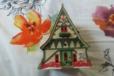 Heritage village collection north Pole Series Candy Cane & Peppermint Shop