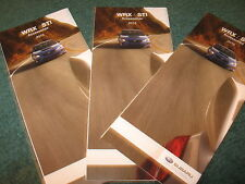 2015 SUBARU Impreza WRX STi Accessories Brochure RaRe & Mint 14 Panels Super WoW