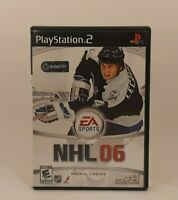 NHL 06 Complete PS2 Sony Playstation 2