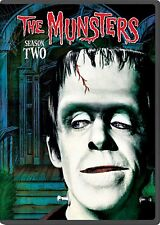 The Munsters: Season 2 New DVD! Ships Fast!