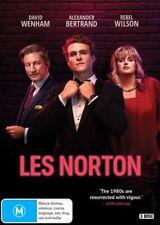 Les Norton, DVD