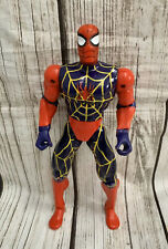 MARVEL 10 INCH Articulated Poseable RARE VARIANT SPIDERMAN FIGURE marvel 2000