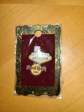 New listing Hard Rock Cafe pin Las Vegas The Original All is One Welcome Sign