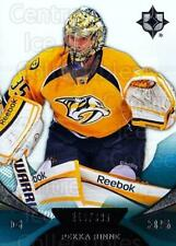 2012-13 UD Ultimate Collection #13 Pekka Rinne
