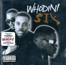 Whodini ~ Six CD