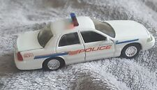 Road Champs Scottsville Police Diecast Vehicle 1:43 Scale 1998