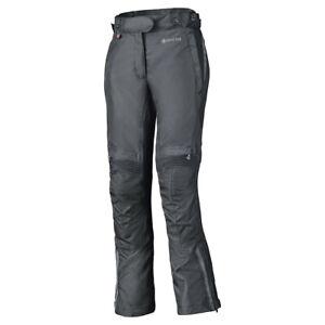 Waterproof Motorcycle Held Arese ST GORE-TEX Ladies Tour pants black Size D-S